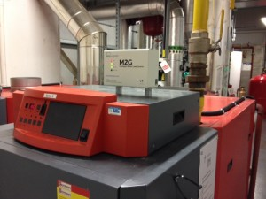 Actavis Warner Chilcott M2G Installation